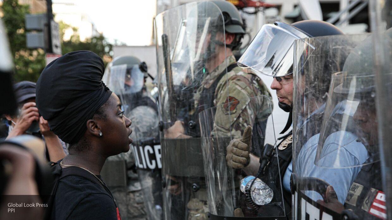 Полицейские округа Колумбия заявили о готовности уволиться после принятия нового закона