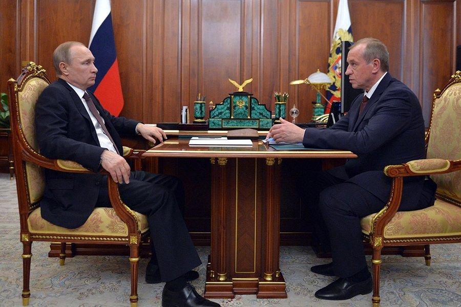 Бывший губернатор Иркутской области попросил Путина допустить его к выборам