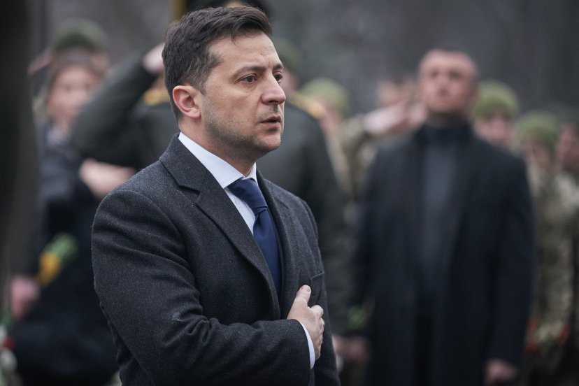 Зеленский назвал возвращение Крыма частью национальной идеи Украины