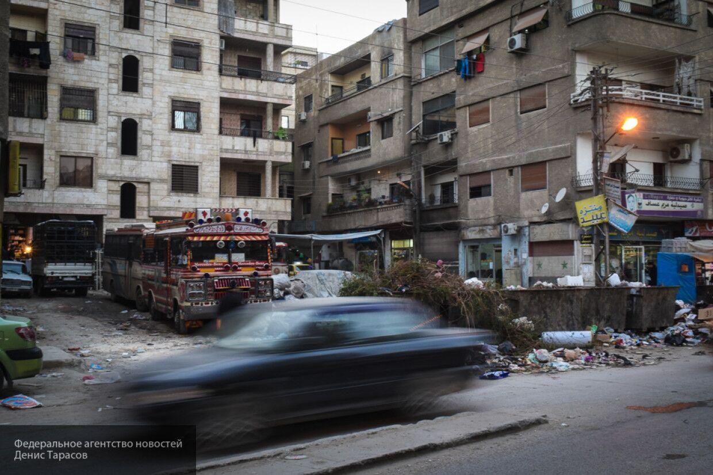 """Террористы """"ан-Нусры"""" обстреляли населенные пункты сирийских провинций Идлиб и Латакия"""
