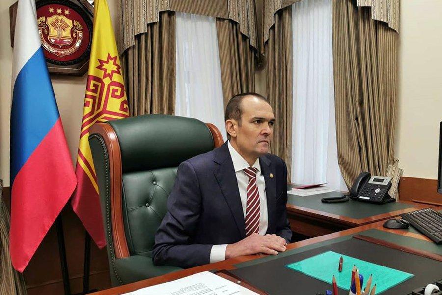 Бывший глава Чувашии Михаил Игнатьев умер от коронавируса
