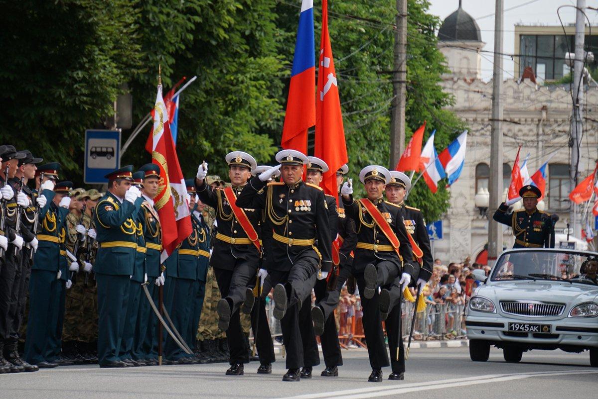 МИД России ответил на протест Украины против парада Победы в Крыму