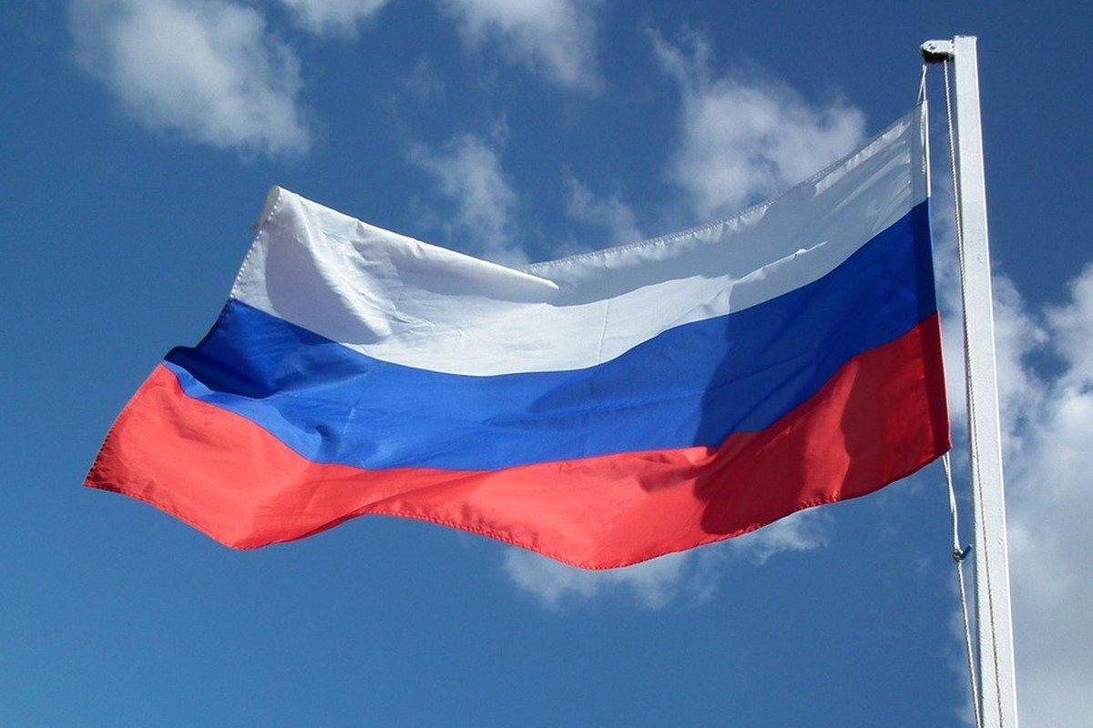 Украинский чиновник похвастался, что сжёг флаг России