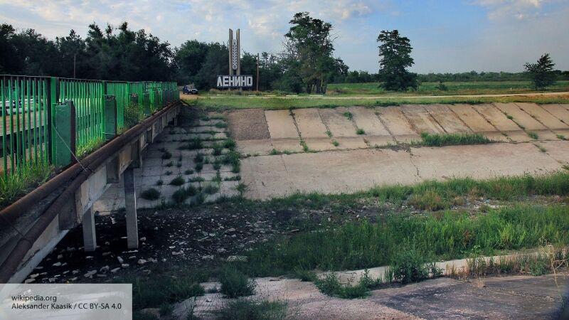 Украинские СМИ опасаются, что Россия закрыла вопрос по Северо-Крымскому каналу