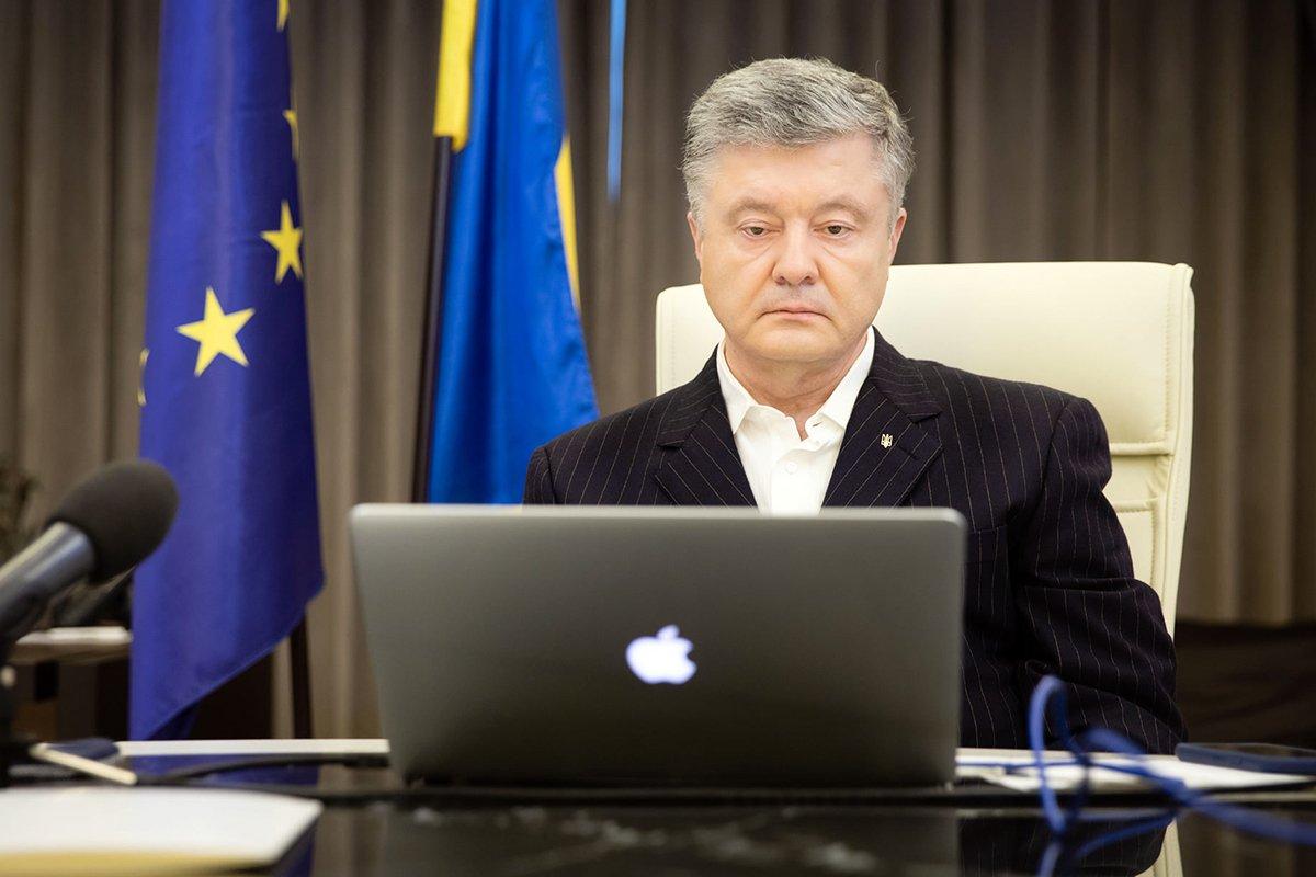 Порошенко предупредил украинцев о риске попадания в «московское стойло»