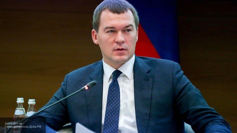 Дегтярев считает разумными требования судить Фургала в Хабаровске