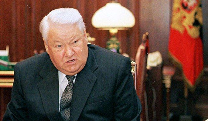 Ельцин был уверен, что в Чечне воюют арабы