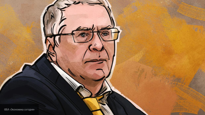 Жириновский озвучил кандидатуры на пост главы Хабаровского края на смену Фургалу