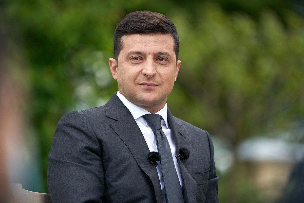 Зеленский проведет отпуск на «даче Хрущева» в Херсонской области