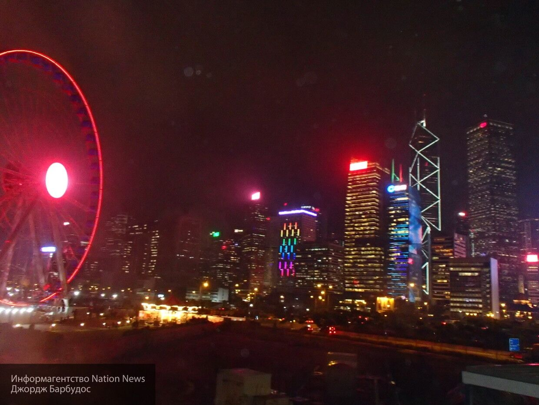 КНР заявила о готовности оказать сопротивление вмешательству США в дела Гонконга
