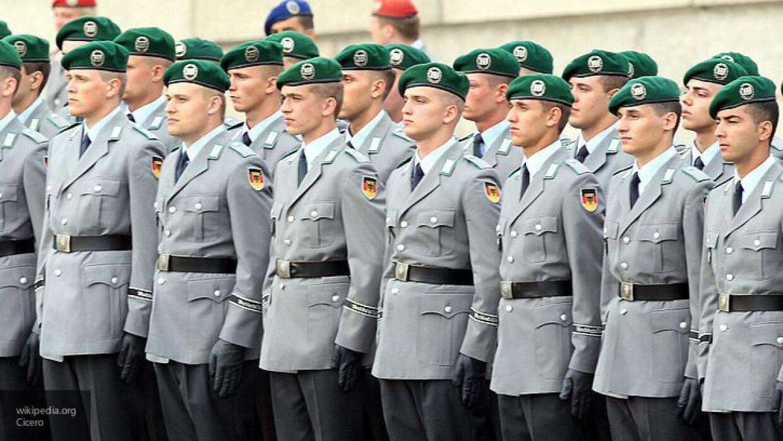 В Германии рассмотрят проект закона о компенсациях геям в армии