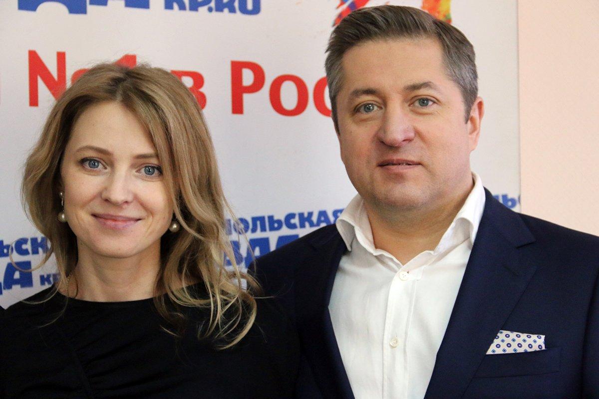 Экс-муж Поклонской решил баллотироваться в губернаторы Севастополя