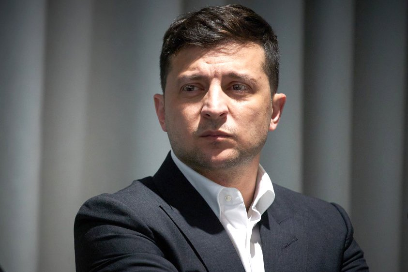 Зеленского обвинили в уклонении от уплаты налогов