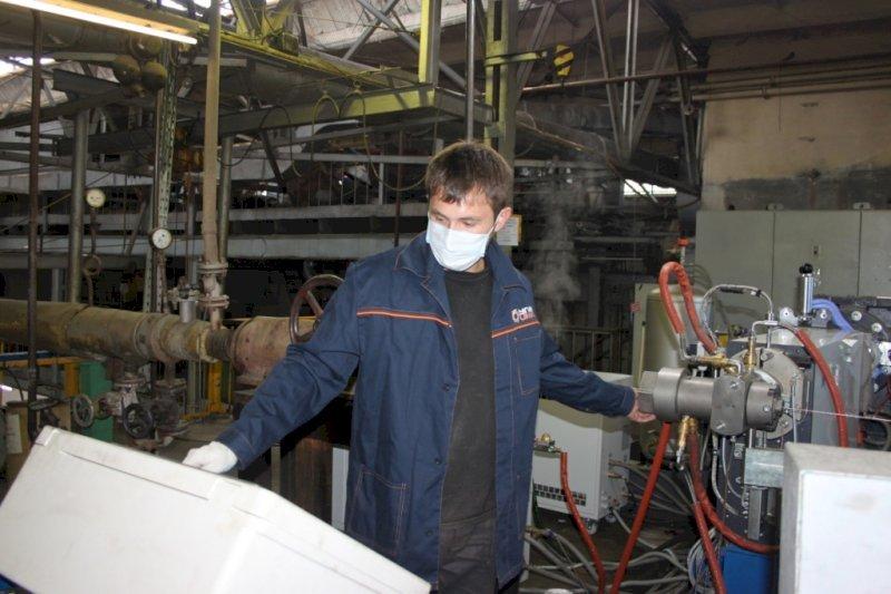 Предприятие УГМК модернизировало процесс переработки кремнийорганических материалов