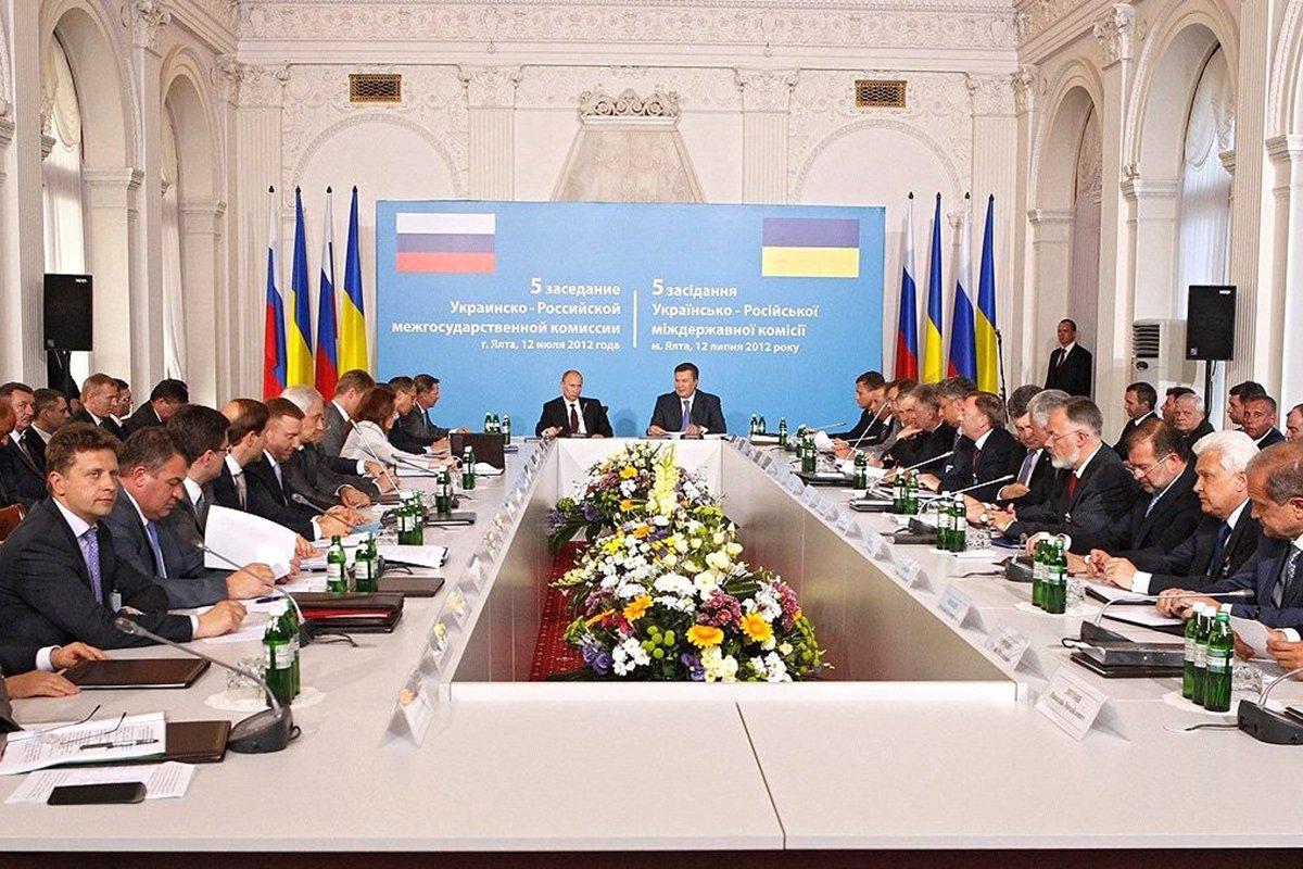 Украина вышла из меморандума с Россией о борьбе с терроризмом