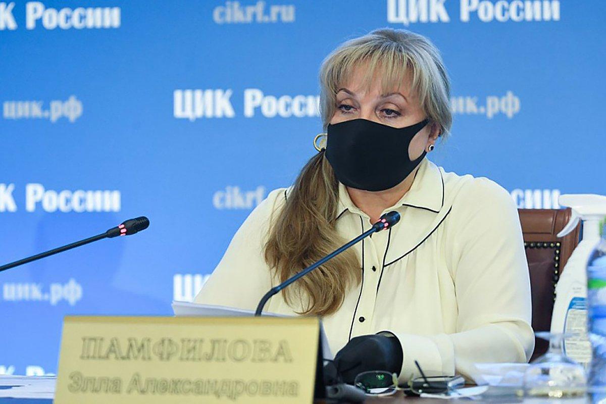 Памфилова допустила придомовое голосование в будущем