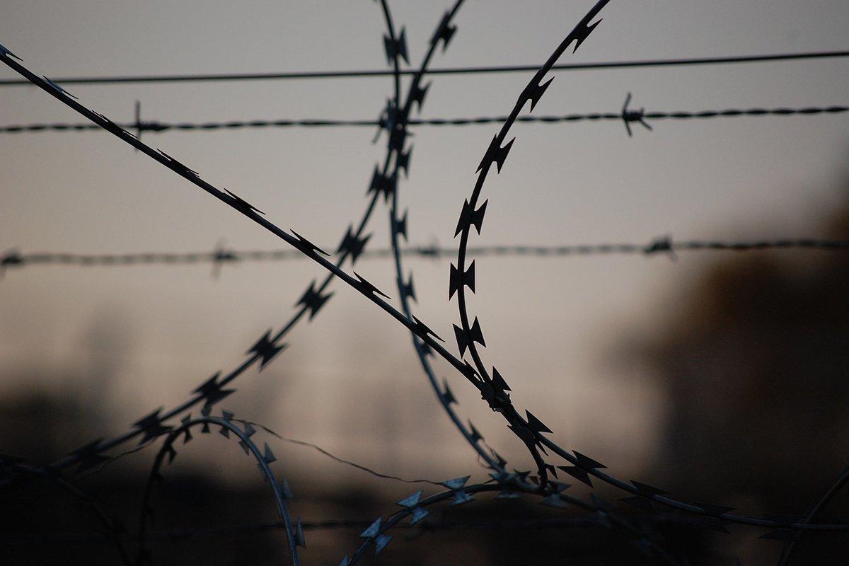 Власти Украины потратили $3,6 млн на строительство «стены» с Россией