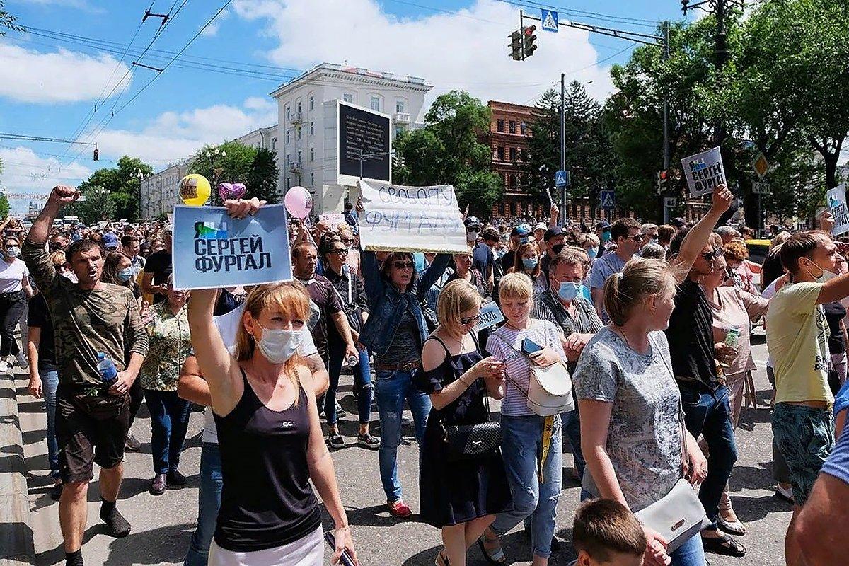 Дегтярёв призвал к открытому суду над Фургалом