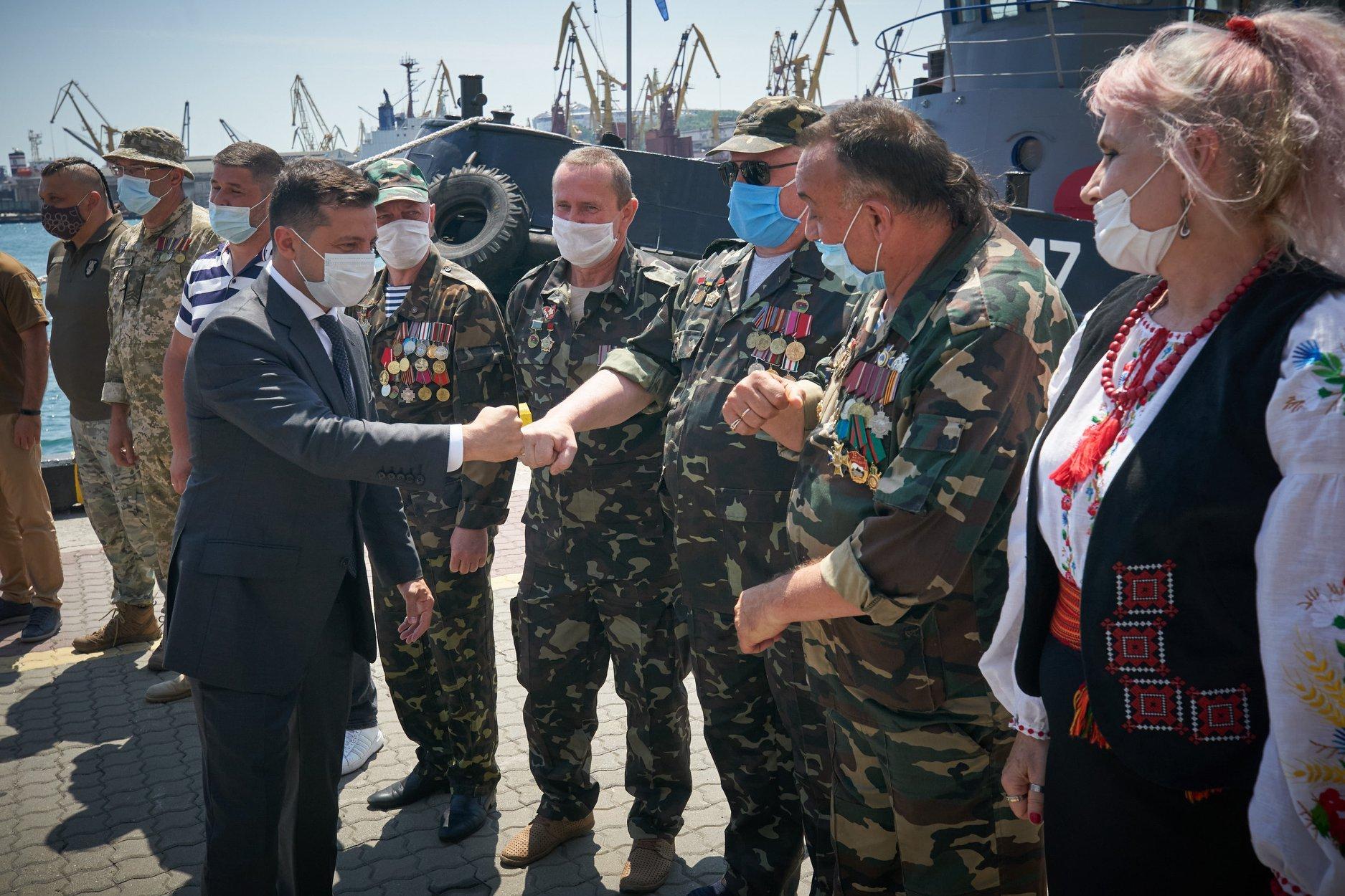 Зеленский отказался простить людей за «аннексию Крыма»