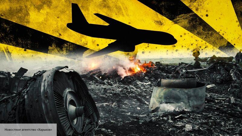 Реконструкция лайнера раскрыла последние секунды полета MH17