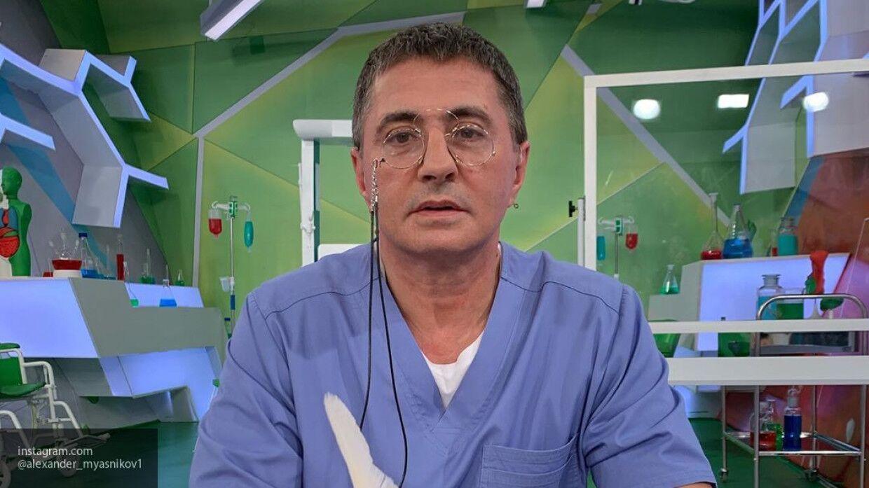 Доктор Мясников выступил против дистанционного обучения