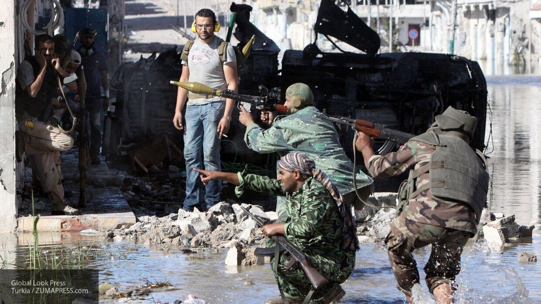 Анкара нанесла ответный удар по Аль-Джуфре
