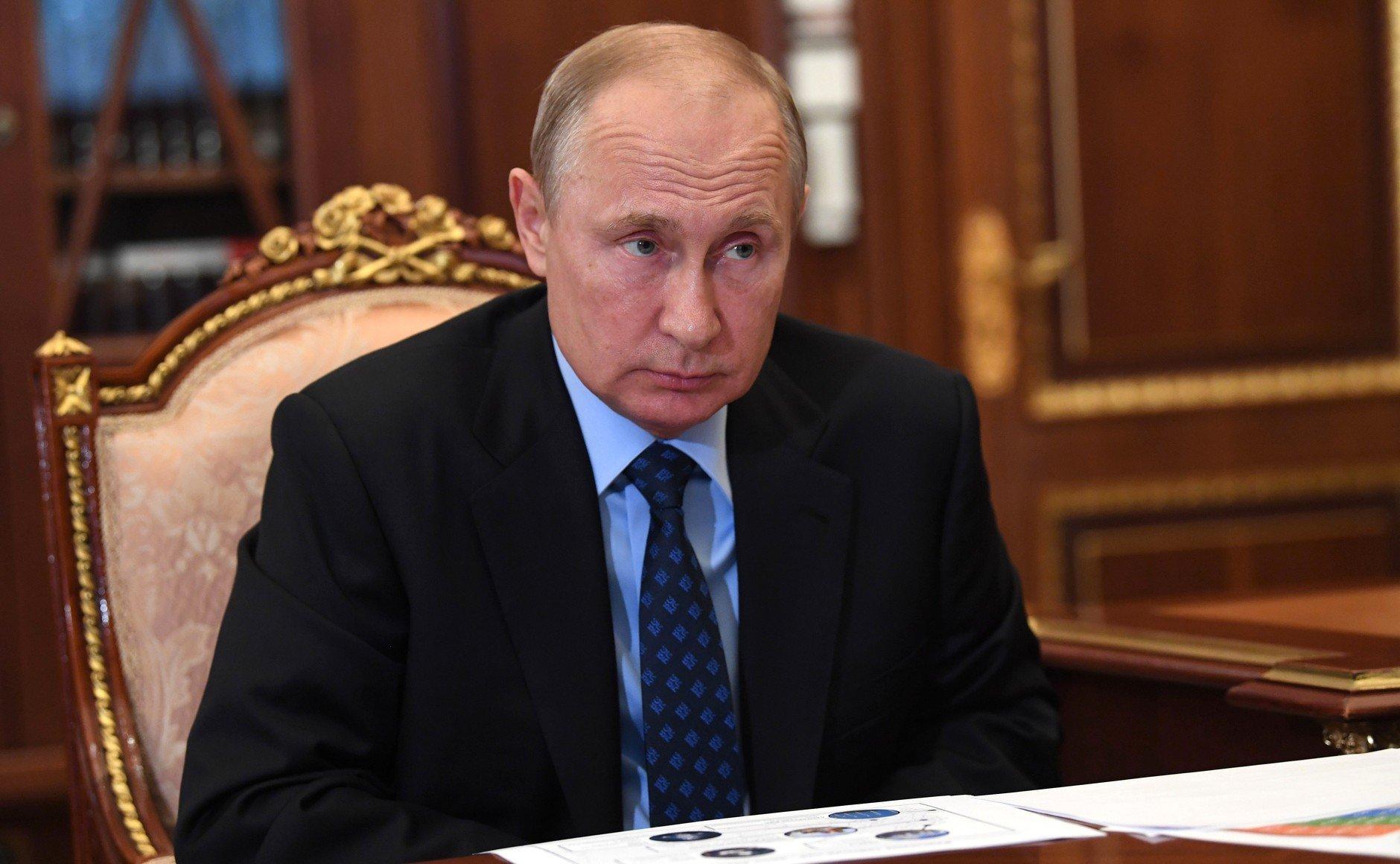 Путин прокомментировал внутриполитическую ситуацию в США