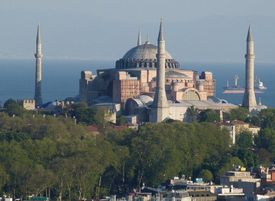 В России оценили вероятность превращения собора Святой Софии в мечеть