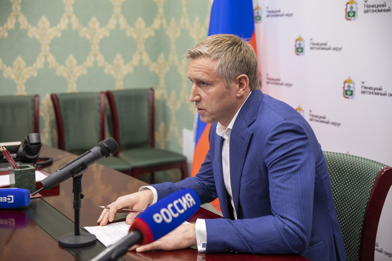 Глава НАО заявил об отказе объединяться с Архангельской областью