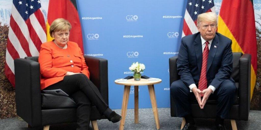 The Guardian: Санкции из-за СП-2 превратили Германию в колонию США