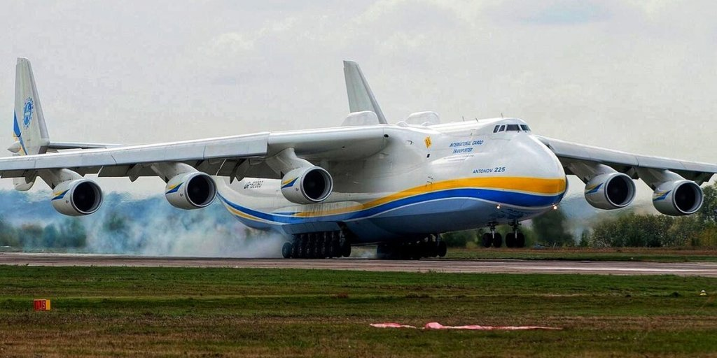 """Украина теперь не первая. Россия готовит самолет, который заберёт лидерство """"Мрии"""". Когда он будет готов и что о нём известно"""