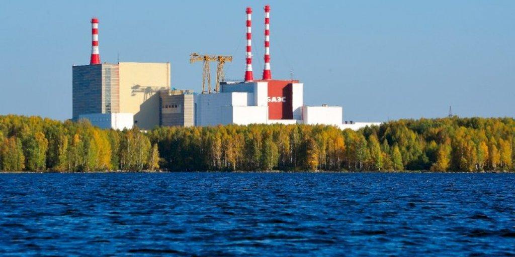 Белоярская АЭС выводит на ремонт третий энергоблок